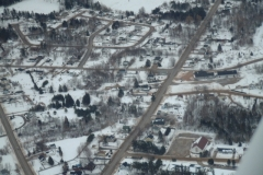 Centreville from the air.