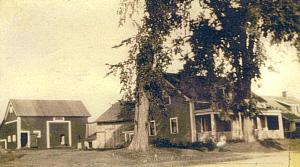 Harold Shankel's House - 1935
